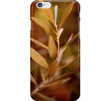 Visible Peace - an Olive Branch iPhone Case/Skin