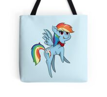 Chibi Rainbow Dash Tote Bag