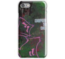 KLAIME - E V4 iPhone Case/Skin