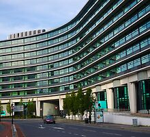 Manchester Buildings 01 by david261272
