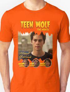 Teen Wolf Old Comic [Stilinski] Unisex T-Shirt