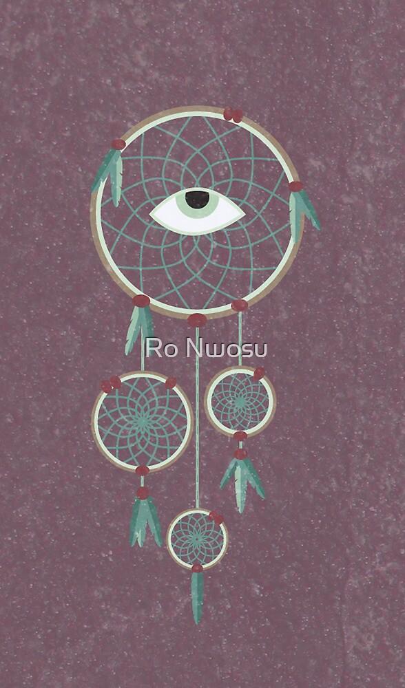 Eye Caught a Dream by Ro Nwosu
