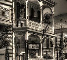 905 Royal Hotel by Greg and Chrystal Mimbs