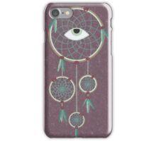Eye Caught a Dream iPhone Case/Skin