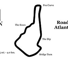Shrine Series: Road Atlanta by RennSportInc