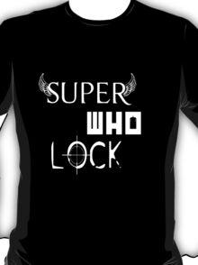 Super Who Lock T-Shirt