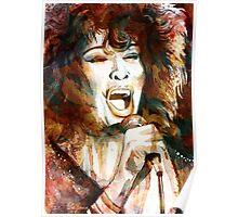 Tina Turner Poster