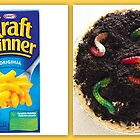 Kraft Dinner & Dirt Pie by ©The Creative Minds