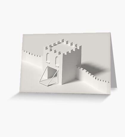 gate Greeting Card