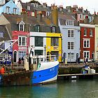 Weymouth Quay by David  Barker