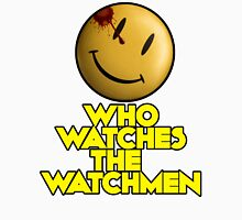 Who Watches The Watchmen Men's Baseball ¾ T-Shirt