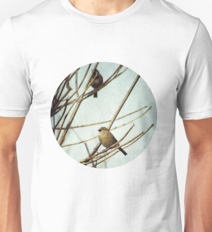 Sparrows in Spring T-Shirt