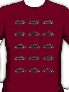 VW Bug History Graphic Pen T-Shirt