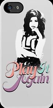 Play It Again by sophierebekah