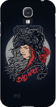 Bad Wolf -Blues by zerobriant