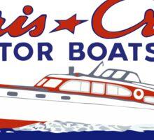 CHRIS CRAFT Sticker