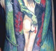 Boris Valejio fantasy piece Tattooed  by Paddyta2s