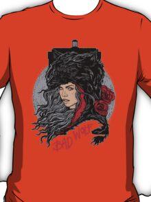 Bad Wolf-Black T-Shirt