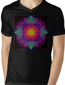 Intuition Mens V-Neck T-Shirt