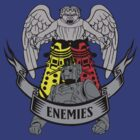 Enemies by kingUgo