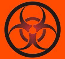 Biohazard Symbol Kids Tee