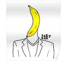 Banana Man  Poster