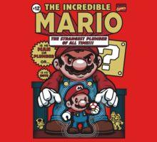 Incredible Mario Kids Clothes