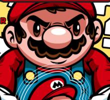 Incredible Mario Sticker