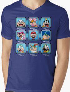 Koopa Select Mens V-Neck T-Shirt
