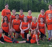 Wildcats softball team by hotshotsdp