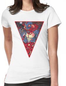 Bloodbath Womens Fitted T-Shirt