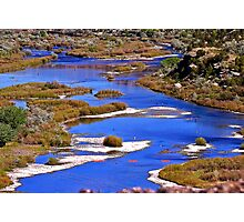 San Juan River, Different POV Photographic Print