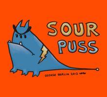 Sour Puss Kids Tee