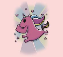 Super Fabulous Unicorn! Kids Tee