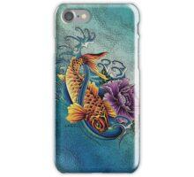 Golden Koi Case iPhone Case/Skin