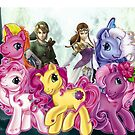 Zelda mc ponies hahahha by Kaylin watchorn