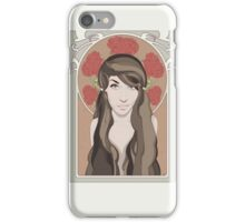 The Innocence of Beauty iPhone Case/Skin