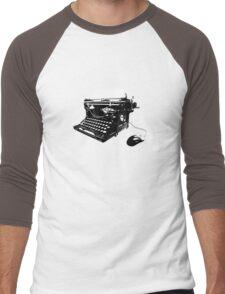 Retro Computing Men's Baseball ¾ T-Shirt