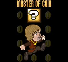 Master of Coin by evolvingeye