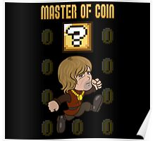 Master of Coin Poster