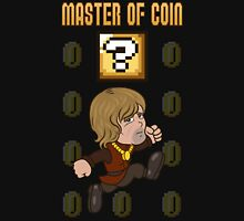 Master of Coin Unisex T-Shirt