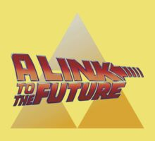 A Link to the Future Kids Clothes