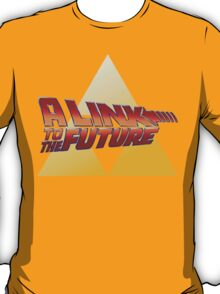 A Link to the Future T-Shirt
