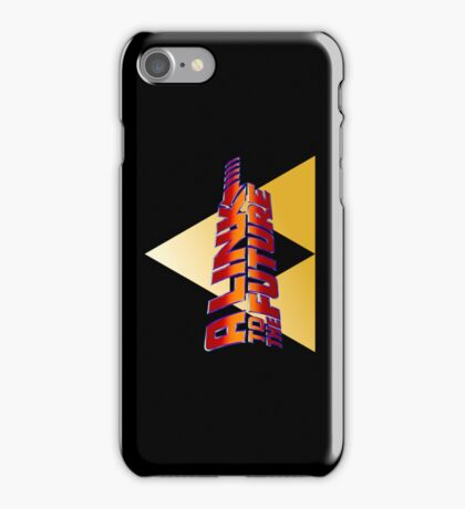 A Link to the Future iPhone Case/Skin