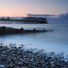 Dusk: Cromer Pier, Norfolk, United Kingdom by Ursula Rodgers Photography
