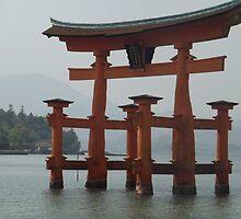 Miyajima Island by LitanyofCurses