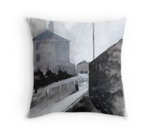 Hyde Park Corner Throw Pillow