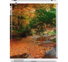 A smattering of  leaves iPad Case/Skin