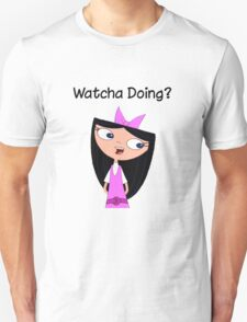 Phineas and Ferb - Isabella Unisex T-Shirt