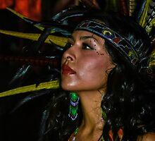 Aztec Beauty by Rimrunner